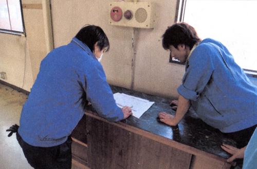引越しのAZUMA オフィスの引っ越し 作業責任者などによる調整