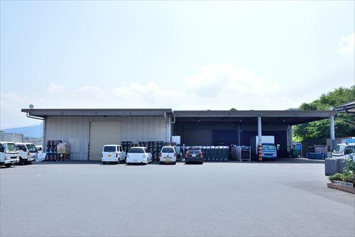 アズマ 本社 第一倉庫
