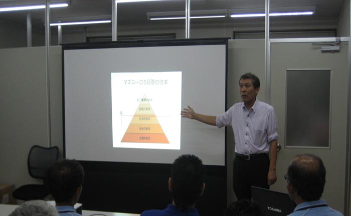AZUMA 採用情報 全体安全会議