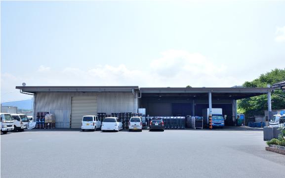 本社 第一倉庫 株式会社AZUMA