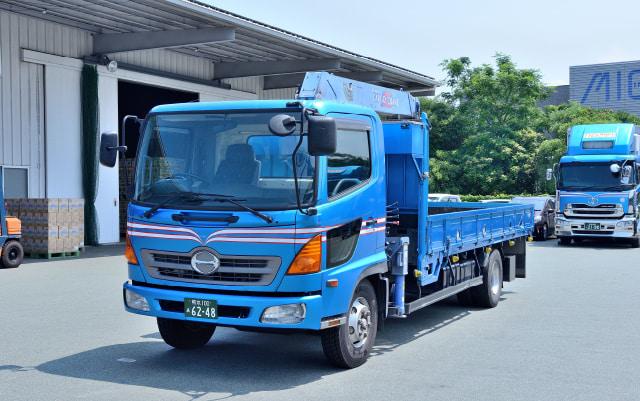 4tユニック車 株式会社AZUMA