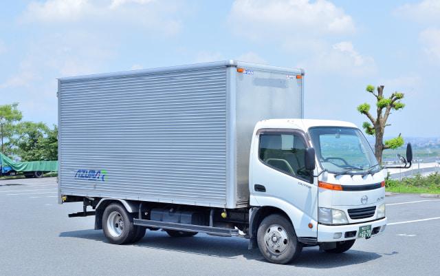 3t箱車 株式会社AZUMA