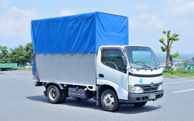 2t幌車 株式会社AZUMA