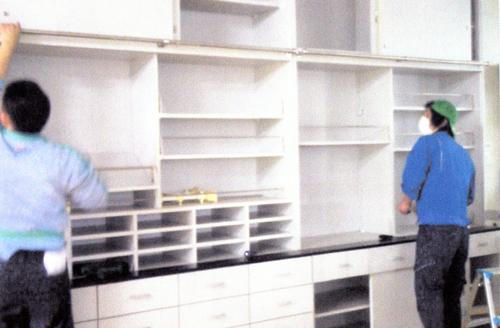引越しのAZUMA オフィスの引っ越し 各保管場所では整理整頓