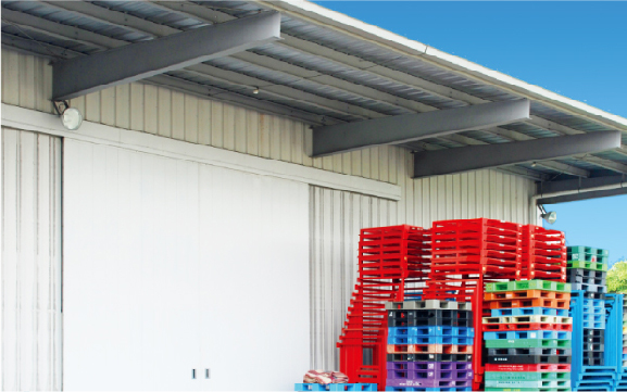 倉庫を利用した配送 株式会社AZUMA